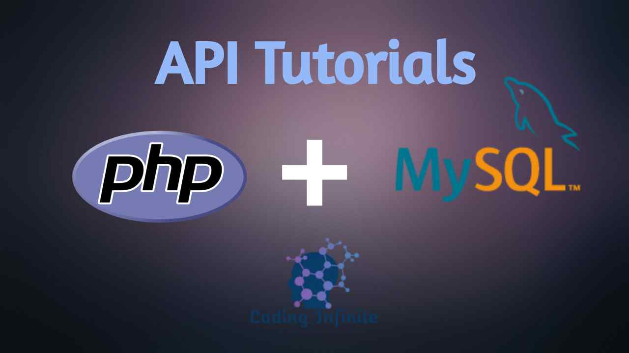 Restful Web Services in PHP Example - PHP + MySQL Best Practice