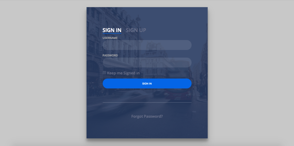 Login Signup Page In Php With Mysql Database Source Code