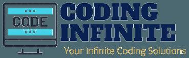 coding infinite logo