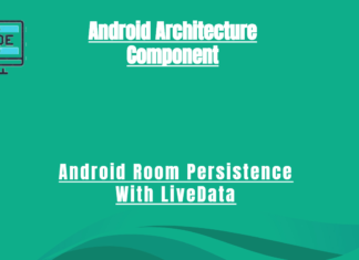 Room With LiveData