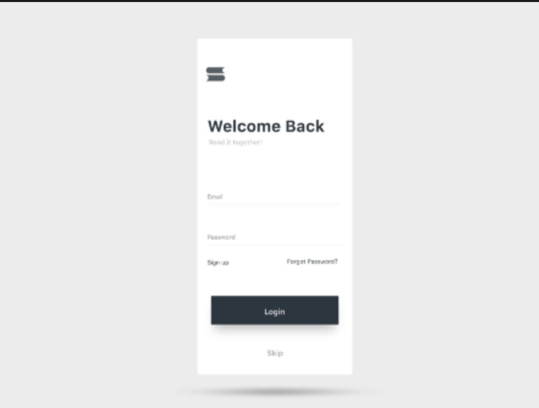Beautiful Login Screen For Android With Example - Coding Infinite