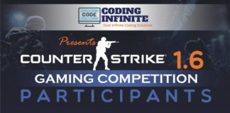 counter strike 1.6 competition in lahore