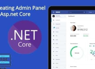 Creating Admin Panel in Asp net Core MVC - Step by Step Tutorial