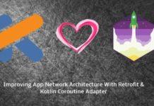 Kotlin Coroutine Call Adapter Retrofit