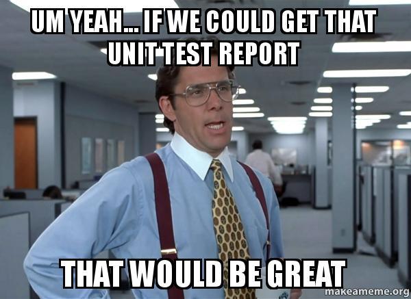 Unit Test Image