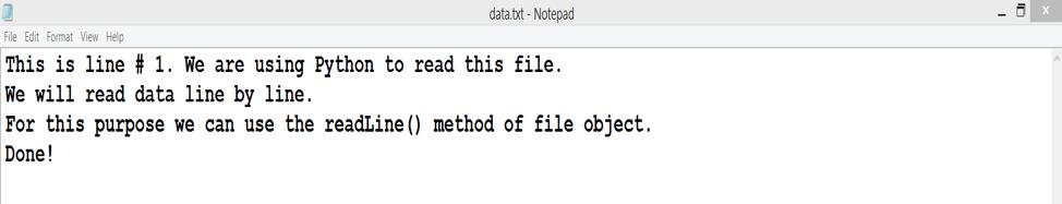 Python Read Csv Example