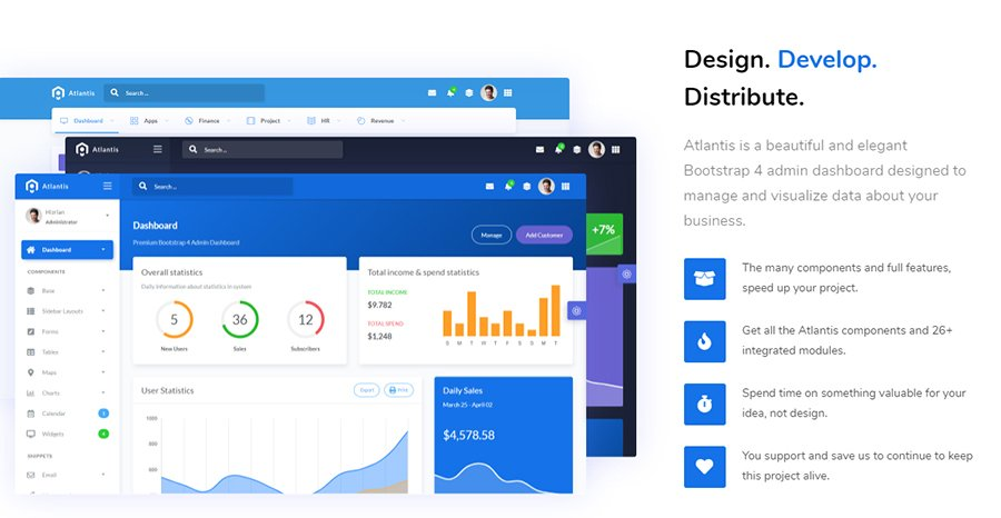 Atlantis-design-develop