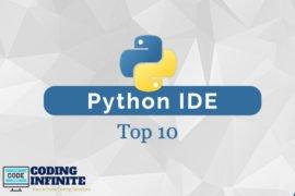 top 10 Python-IDE