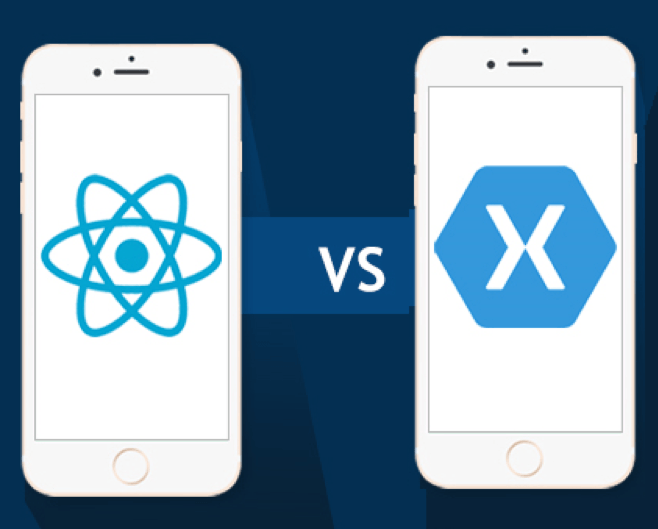 reactive native vs xamarin