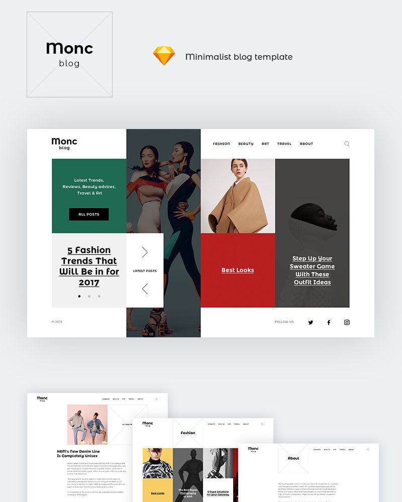Monc Blog Sketch Template