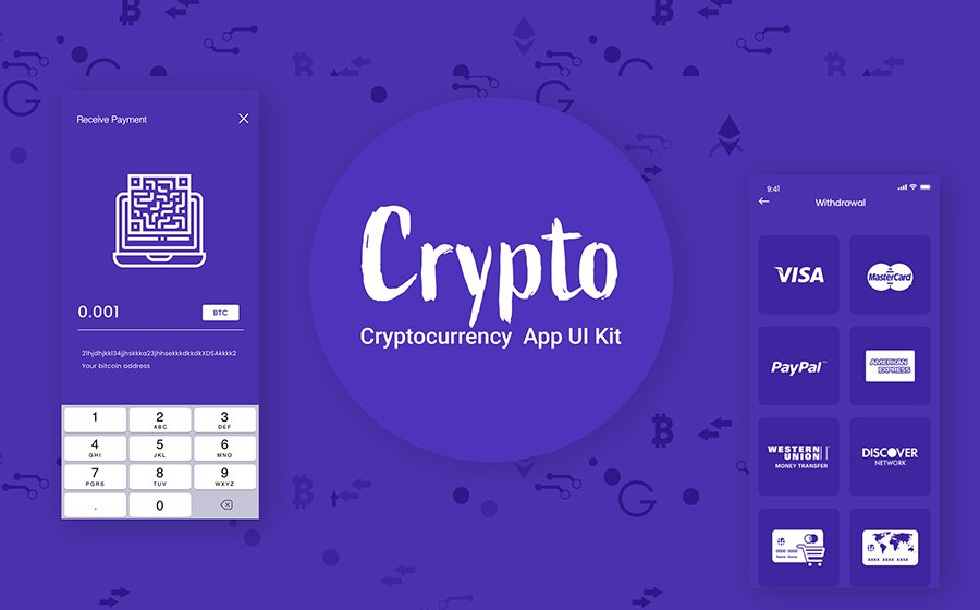 Crypto Sketch Template